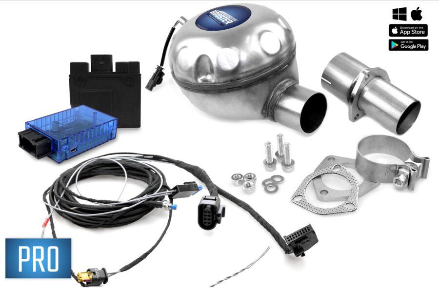 Sound Booster Pro Interior Kufatec